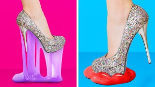 36 EASY WAYS TO UPGRADE YOUR SHOES  5-Minute Decor Hacks For Your Outfit