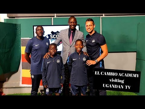 Football academy making change in Africa. Who are we?