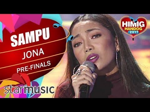 Jona - Sampu   Himig Handog 2017 (Pre Finals)