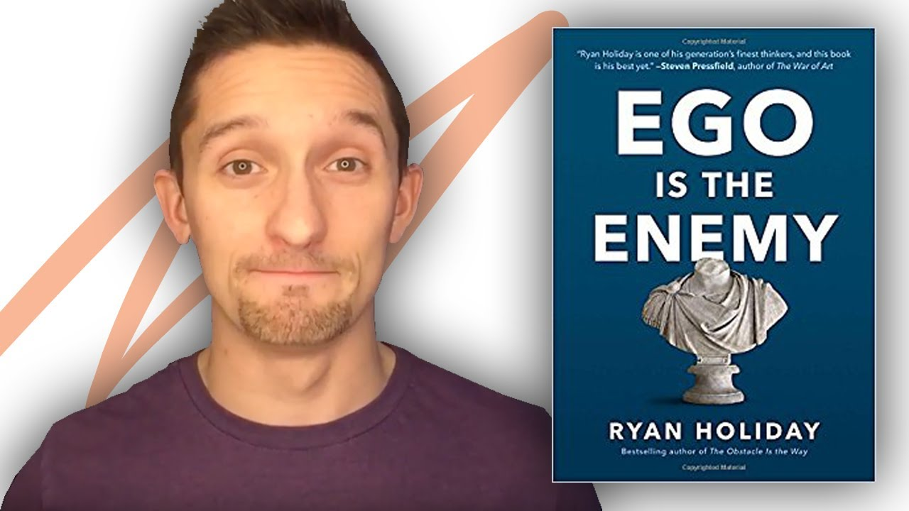 6 Quotes On Ego From Ego Is The Enemy Quotes From Books Youtube