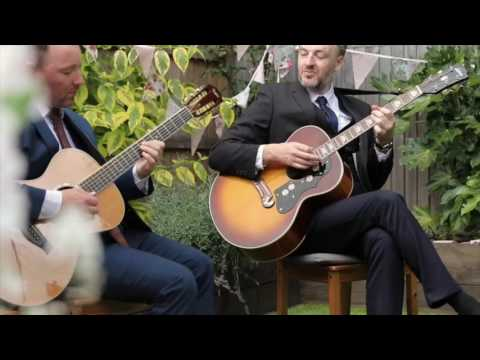 Misty - Acoustic Swing  - Guitar Duo for Weddings Essex, Suffolk, Norfolk