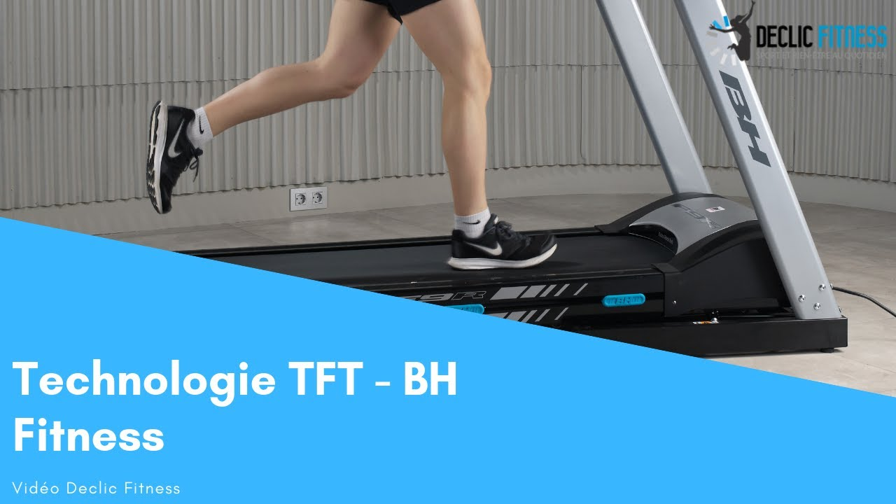 Technologie Tft Bh Fitness Sur Tapis Declic Fitness Youtube