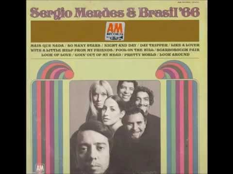 Sergio Mendes & Brasil '66 - A&M Records