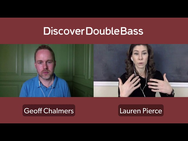 Rabbath or Simandl Fingerings? - Double Bass Methods. Ask Geoff & Lauren