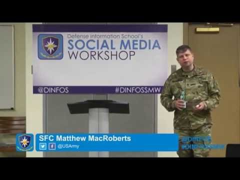 Day 4 - SFC Matthew Macroberts (US Army): Imposter Management