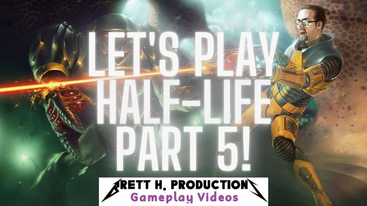 Half Life 2 [Walkthrough part 5 Fr] -Cinematic mod 2013