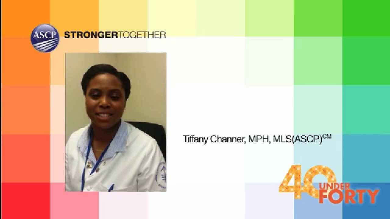 Tiffany channer mph mlsascpcm ascp 2015 40 under forty video tiffany channer mph mlsascpcm ascp 2015 40 under forty video essay 1betcityfo Images
