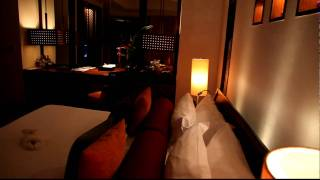 Deluxe Room at Night - Mai Samui Beach Resort & Spa, Koh Samui, Thailand
