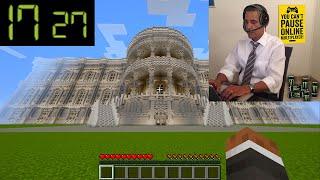 Obama Speedruns Minecraft