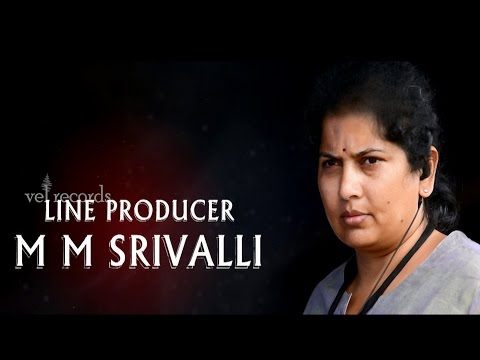 Line Producer MM Srivalli AV | Baahubali - The Conclusion | MM Keeravaani
