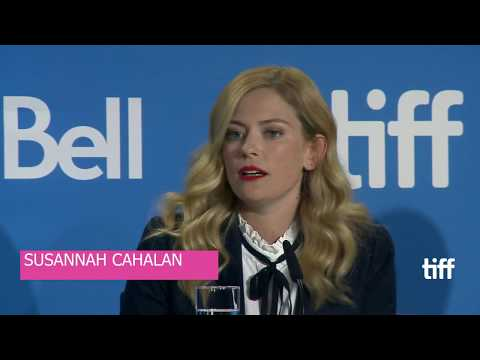 BRAIN ON FIRE Press Conference | TIFF 2016