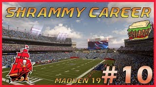 Madden 19 | Shrammy Player Career #10: This Run Game Needs to Get Better