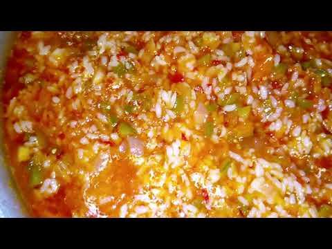 Овощной салат с рисом на зиму! Без уксуса.