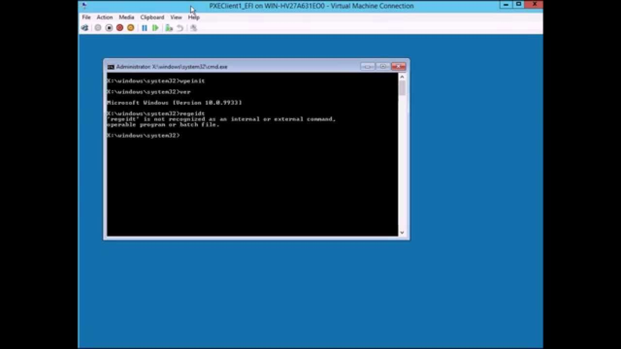 Boot WinPE 10 from iPXE - 2Pint Software