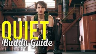 Metal Gear Solid V: The Phantom Pain Quiet Buddy Guide