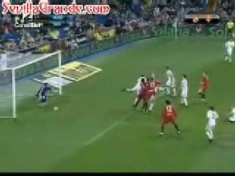 Real Madrid vs Sevilla F.C. 3-4 (Goles del Sevilla F.C. narrados por SFC Radio)