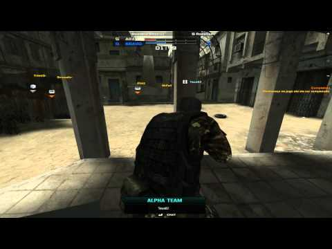 Campeonato Brasileiro WGB Level UP! de Combat Arms - Semifinais - eQuix vs. FoulSouls