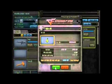 Hack Bug Súng CF 2013 , Hack Vcoin 2013, Hack CF 1134, Hack Bau Vat 2013