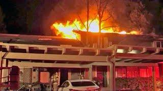 Martinez Condo Complex Burns Twice Within 24 Hours