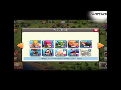 Clash of Clans - Troops Overview