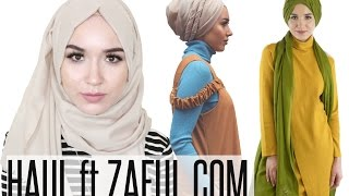 SHOPPING HAUL ft zaful | NABIILABEE