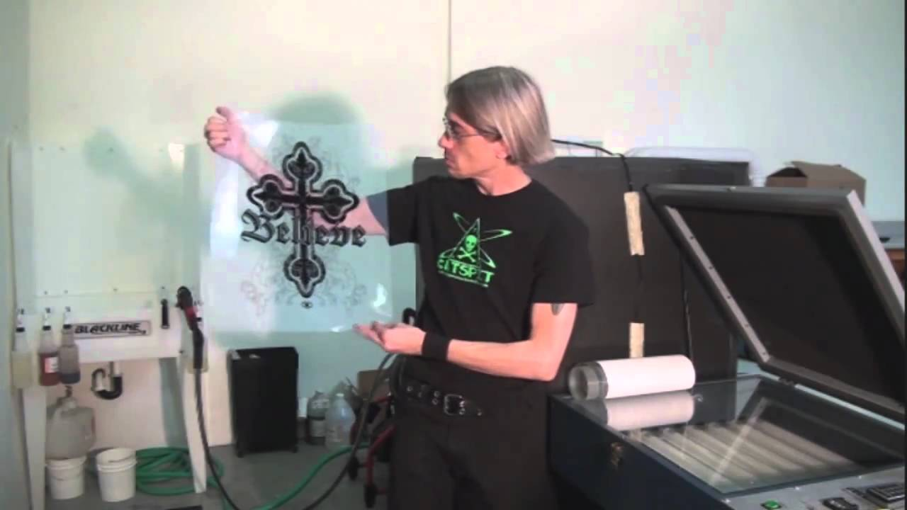 Screen Printing Tee Shirts: How To Create The Best Spot ...