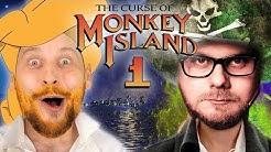 Ein rätselhaftes Affentheater der Extra-Klasse | The Curse Of Monkey Island mit Etienne & Simon #01
