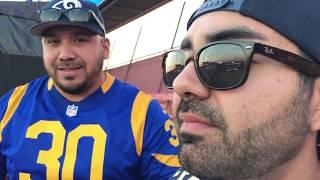 Rams vs Seahawks week 10