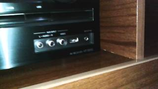 teste home theater onkyo s5600 b 7 1 chanel 1000w