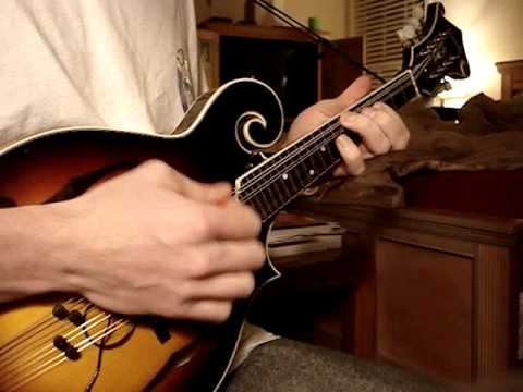 Here Comes The Sun Mandolin Youtube