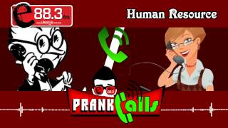 human resource e fm prank call