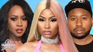 DJ Akademiks disses Nicki Minaj   Remy Ma defends Nicki Minaj