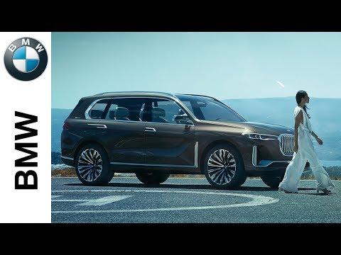 BMW Concept Modellen | De BMW Concept X7 iPerformance (BMW.nl)