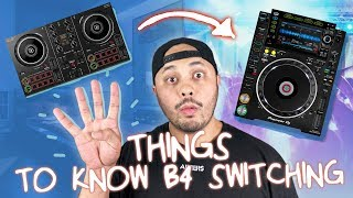 4 Things Every Controller DJ Needs To Know About CDJs