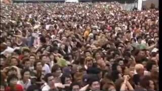 Rancid - Time Bomb Live Summer Sonic.