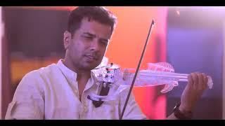 Vennilave Violin Cover _ Balabhaskar WhatsApp status