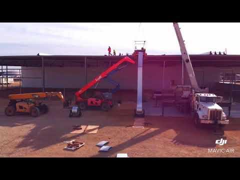 SEMA Equipment | Grand Meadow Project: Flight 12