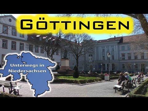 Göttingen - Unterwegs in Niedersachsen (Folge 23)