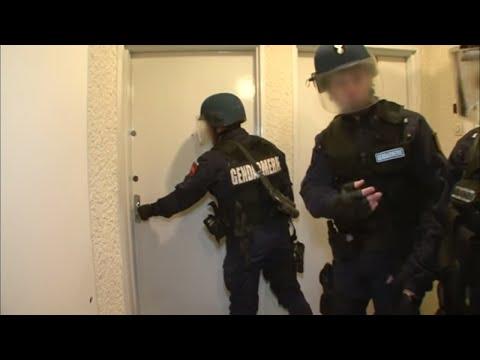 Police : Alerte en Gironde
