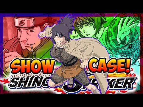 New SS Rare Items Showcase! Chakra Blades, Asuma And Anko Outfits - Naruto Shinobi Striker Gameplay