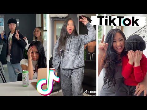Best of Tina Le TikTok Dance Compilation ~ @mztinale TIK TOK