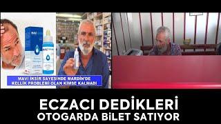 Mavi İksir - Saç Çıkarıcı  Dolandiricilar DeŞİfre Oldu!