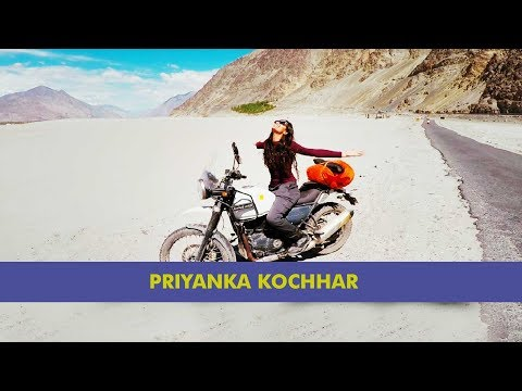 Priyanka Kochhar | Biker, Model | Love Letters To India | Unique Stories From India