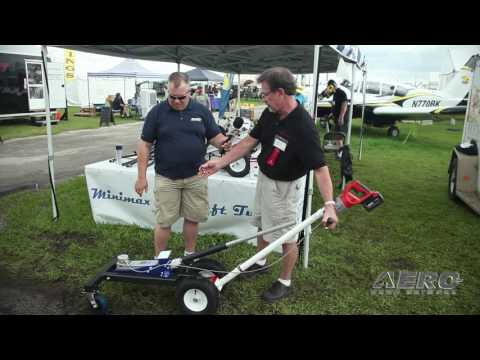 Repeat Aero-TV: Minimax Aircraft Tugs - Getting Pushy With Robinson