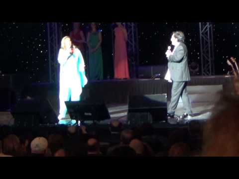 Albano e Romina Atlantic City 24 Aprile 2014