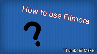 How to edit your ROBLOX video (or any other games) on Filmora (Wondershare)