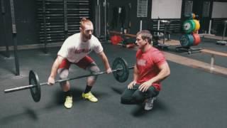 (01/15) KLOKOV - Snatch Introduction [Weightlifting Guide w/ Dmitry Klokov]