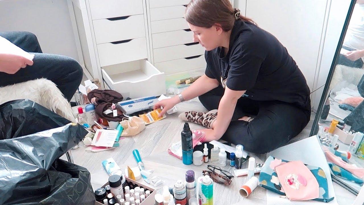 Al Mijn Make Up Verzorging Opruimen Nieuwe Ikea Kast All About Leonie