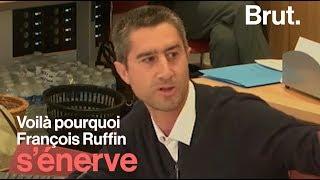 Grosse tension entre François Ruffin et un représentant de l'entreprise Bigard