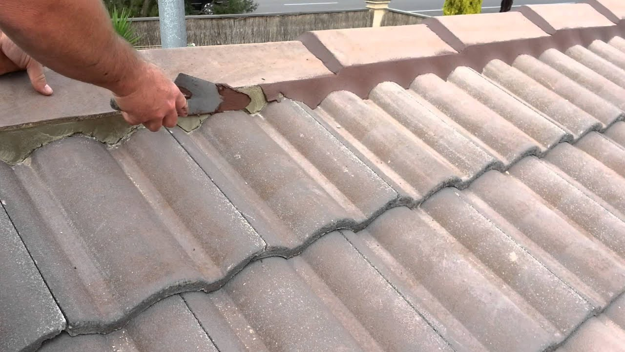 Roof Repoint Roof Restoration Blacktown Youtube